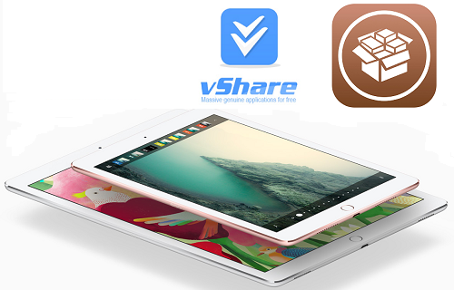 Install vShare Cydia repo for your iPhone, iPad, iPod Touch