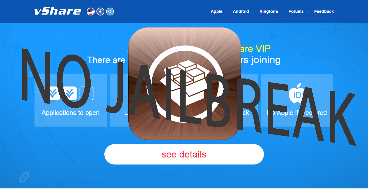 download vshare without jailbreak